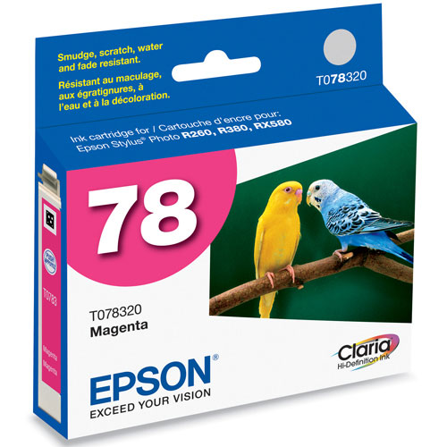 Epson 78 Magenta Ink (T078320)