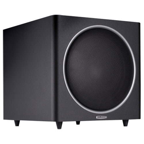 "Polk Audio PSW125 12"" 300-Watt Powered Subwoofer - Black"
