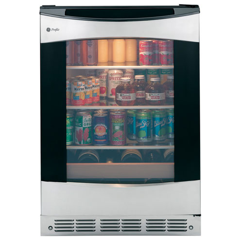 GE Profile 5.5 Cu. Ft. Bar Fridge (PCR06BATSS)