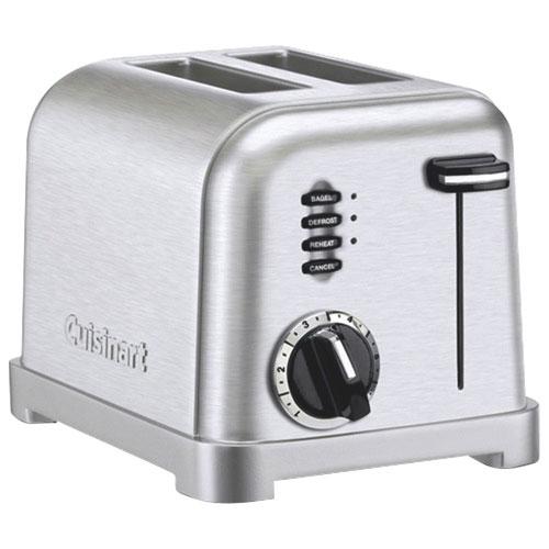 Cuisinart Metal Classic Toaster - 2-Slice