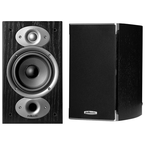 Polk Audio RTIA1 125 Watt Bookshelf Speakers