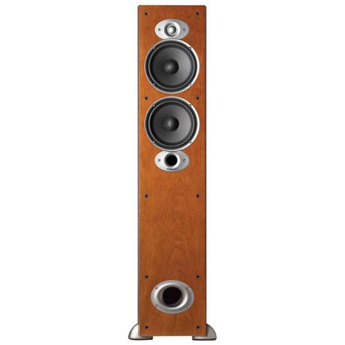 Polk Audio RTiA5 250-Watt Tower Speaker - Cherry - Single