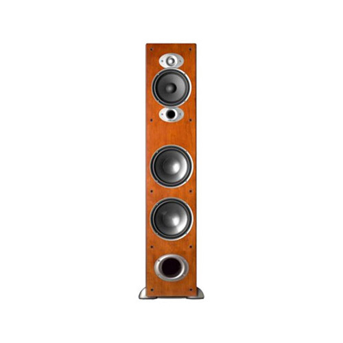 Polk Audio RTIA7 300-Watt Floor Standing Speaker - Cherry - Single