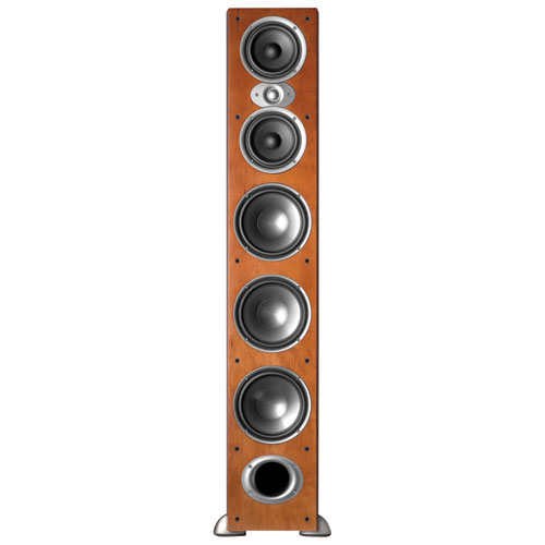 Polk RTiA9 500-Watt Tower Speaker - Cherry - Single
