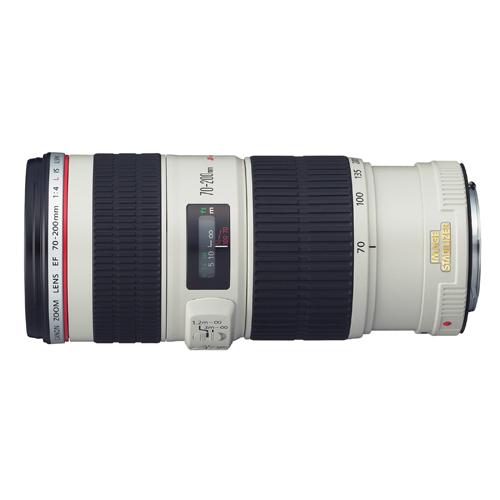 Canon EF70-200mm f-4L IS USM Lens