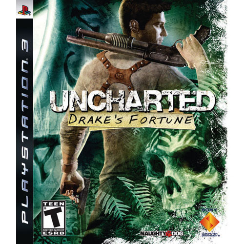 Uncharted: Drake's Fortune (PS3) - Previously Played