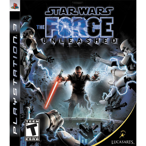Star Wars: The Force Unleashed (PS3) - Previously Played