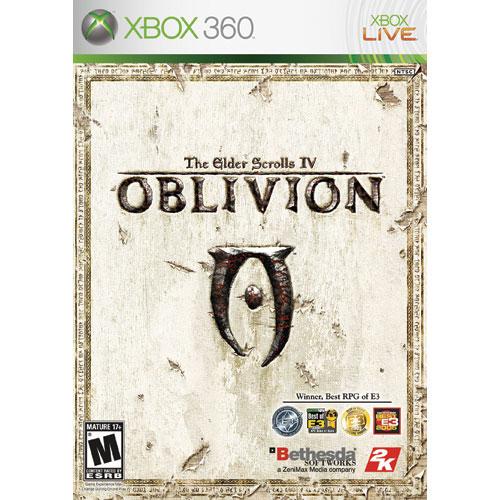 Elder Scrolls IV: Oblivion (Xbox 360) - Previously Played