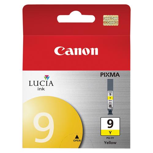 Cartouche d'encre jaune PGI-9Y de Canon (1037B002)