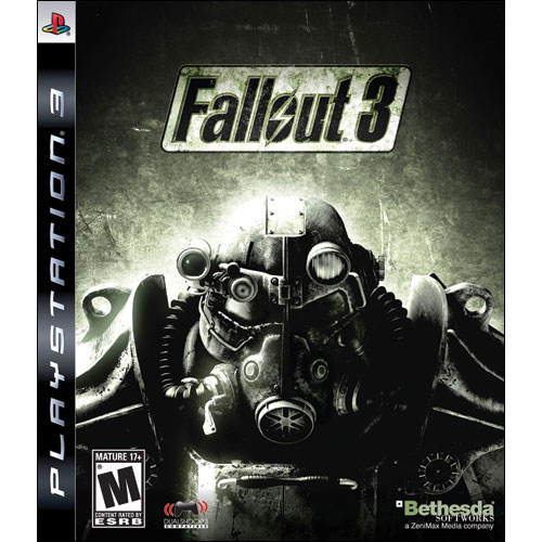 Fallout 3 (PS3) - Previously Played