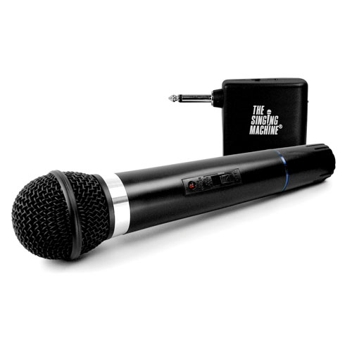 Uni-Directional VHF Wireless Microphone (SMM-107)