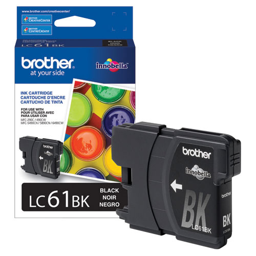Brother Black Ink (LC61BKS)
