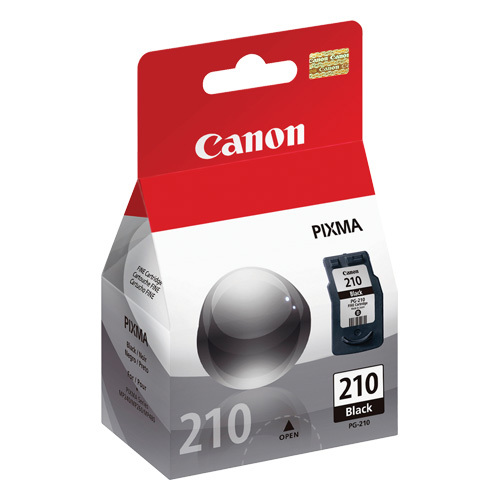 Canon PG-210 Black Ink (PG-210)