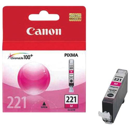 Canon CLI-221M Magenta Ink (2948B001)