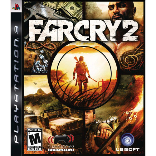 Image result for FAR CRY 2 ps3