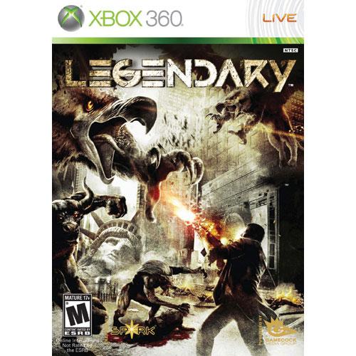 Legendary (XBOX 360) - Usagé