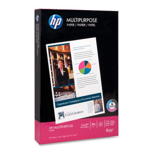 "HP 500-Sheets 11"" x 17"" Bright Multipurpose Paper"