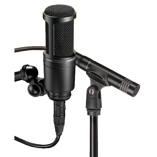 Audiotechnica Studio Microphone Pack (AT2041SP)