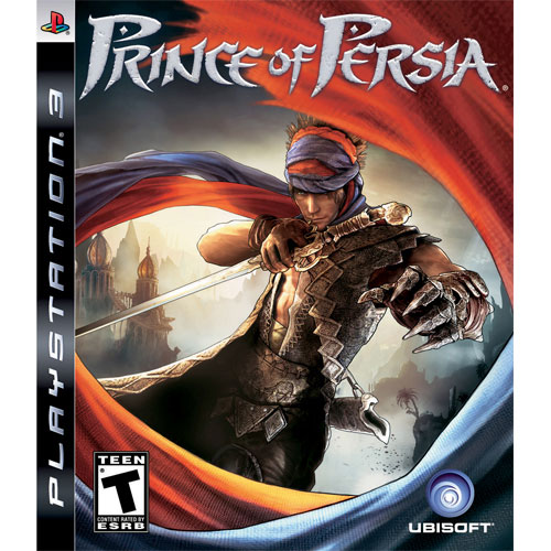 Prince of Persia (PS3) - Bilingual - Previously Played