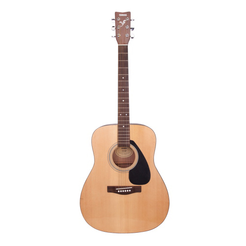 Yamaha Acoustic Guitar Package (F310P) - Natural