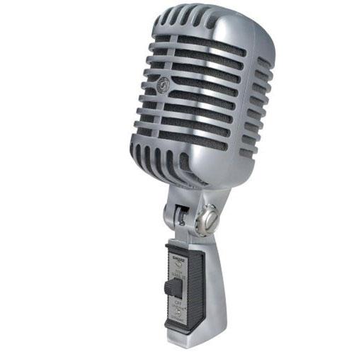Microphone dynamique cardioïde de Shure (55SHSERIESII)