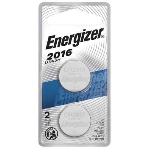 Energizer Miniature Battery (2016BP2N) - 2 Pack