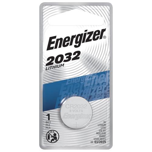 Piles miniatures d'Energizer (2032BP2N)