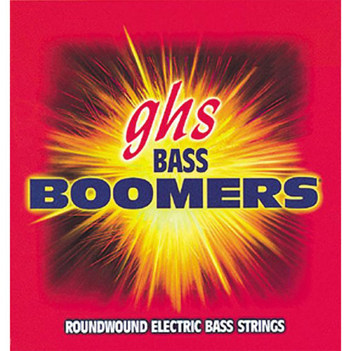 GHS Boomers Bass Strings (5L-DYB)