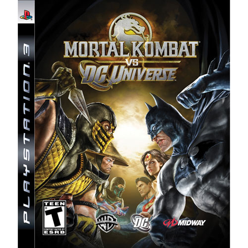 Mortal Kombat Vs. DC Kollector's Edition (PS3) - Previously Played