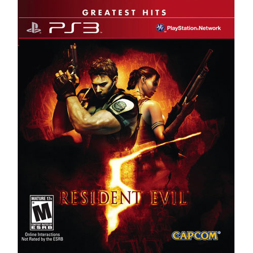 Resident Evil 5 (PS3) - Previously Played