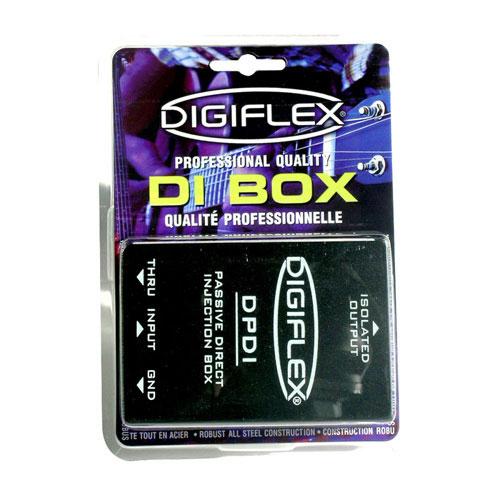 Boîtier d'adaptation passif de Digiflex (DPDI)
