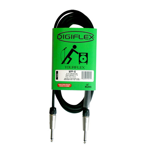 Câble de 10 pi pour instrument Tourflex de Digiflex (NPP-10)