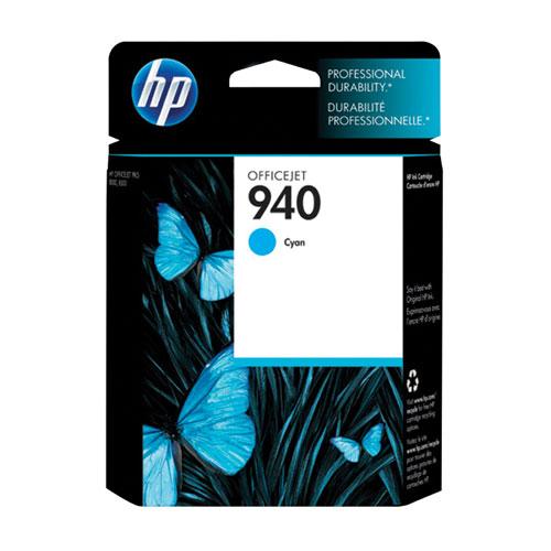 HP 940 Cyan Ink (C4903AN#140)