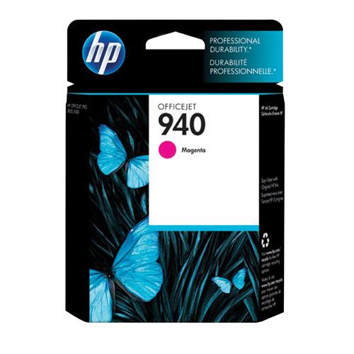 Cartouche d'encre magenta 940 de HP (C4904AN#140)