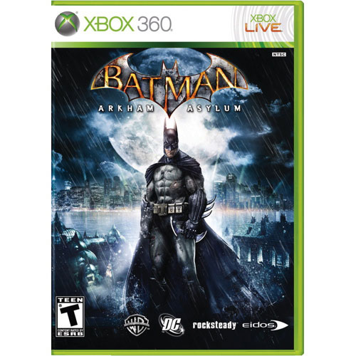 Batman: Arkham Asylum (Xbox 360) - Previously Played