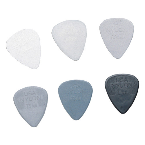Dunlop Nylon Guitar Picks (44P-73)