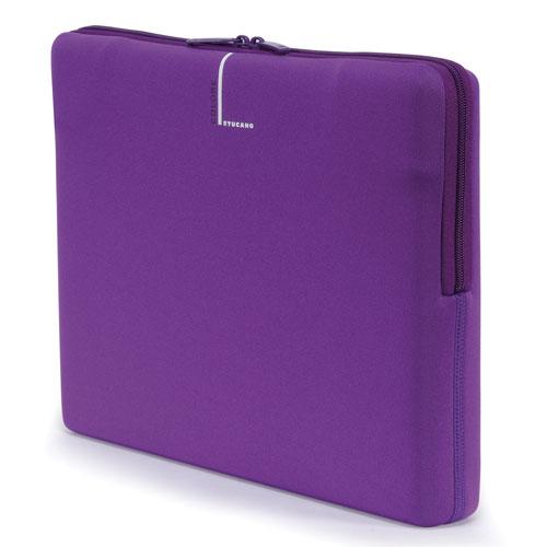 "Tucano Colore Second Skin 14"" Laptop Sleeve - Purple"