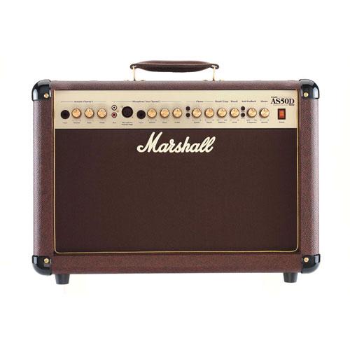 Amplificateur combo pour guitare acoustique de 50 watts de Marshall (AS50D)