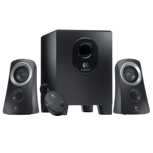 93028d1542433 Logitech Z313 2.1 Channel Computer Speaker System   Computer Speakers -  Best Buy Canada