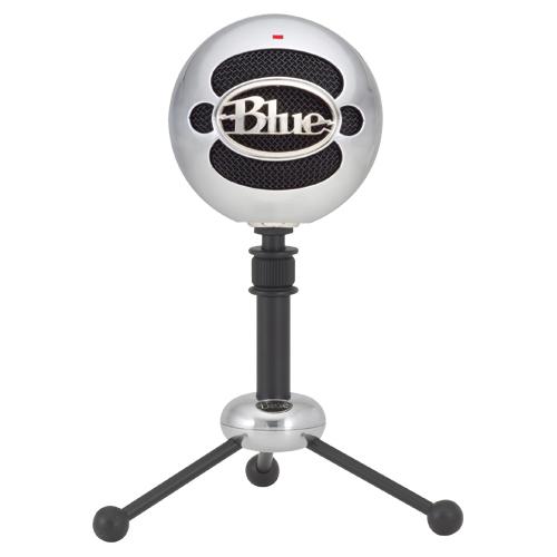 Blue Microphone Snowball Pro USB Microphone - Aluminum