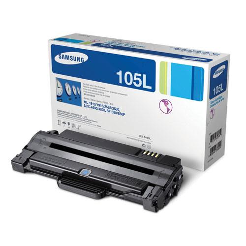 Samsung Black Toner (MLT-D105L)