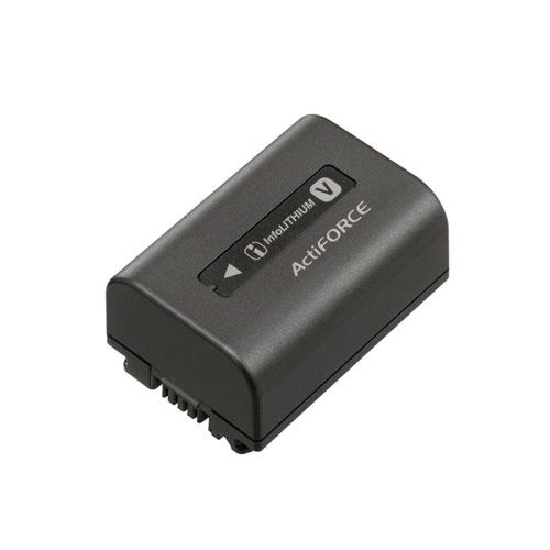 Bloc-piles rechargeable InfoLithium de Sony pour caméscope (NPFV50)