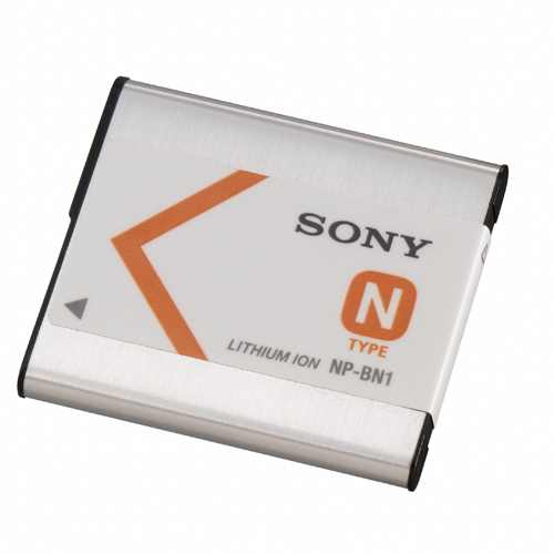 N Battery Rechargeable Sony Lithium-Ion N Typ...