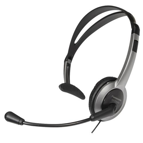 Casque d'écoute mains libres de Panasonic (KXTCA430S)