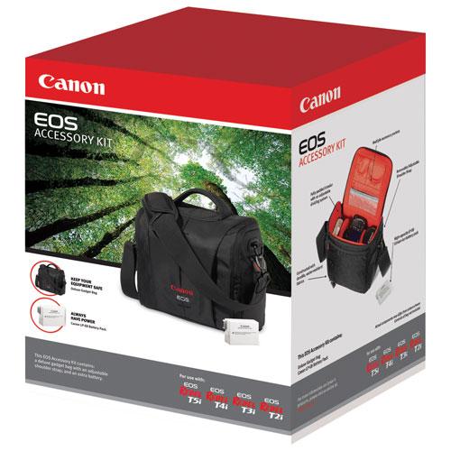 Canon T2i/T3i/T4i/T5i Accessory Kit