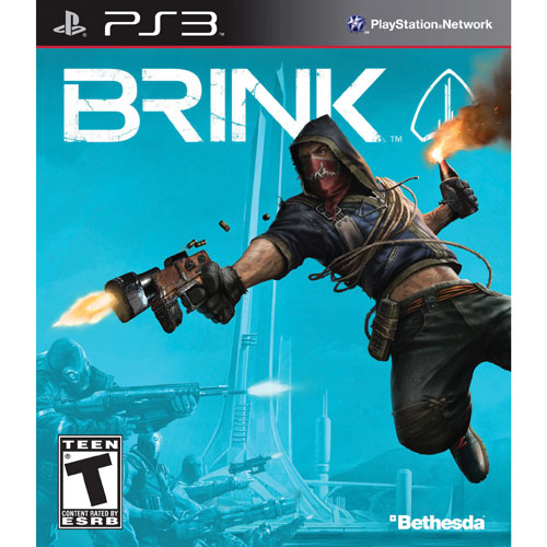 Brink (PS3) - Previously Played