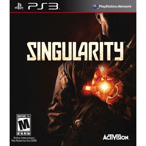 Singularity (PS3) - Previously Played