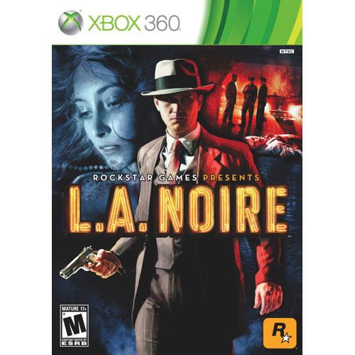 L. A. Noire (Xbox 360) - Usagé