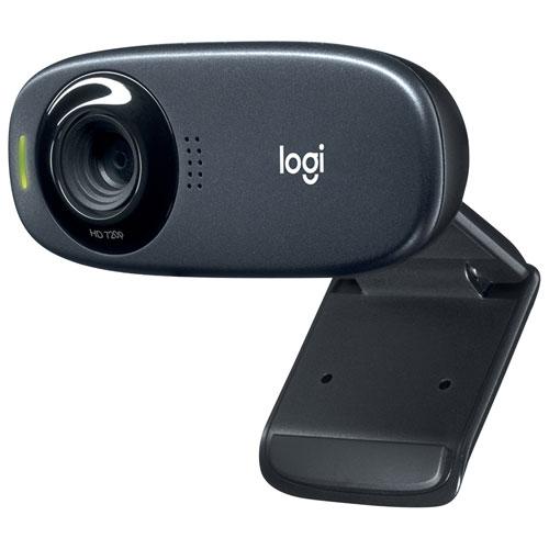Caméra Web haute définition de Logitech (C310)