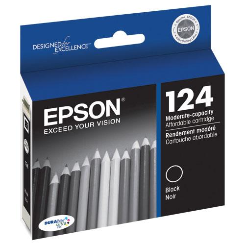 Epson Black Ink (T124120-S)